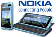 Recycle & Win - Nokia E7